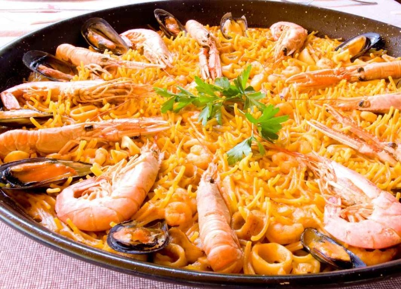 Restaurante Etna Gandia 1